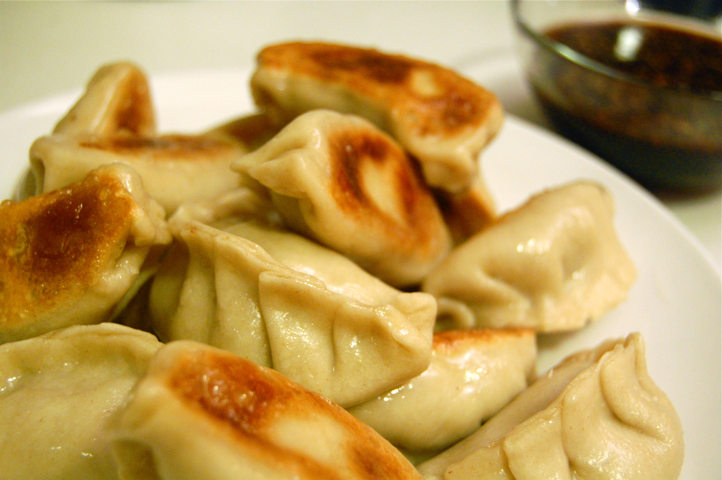 ... pot stickers pork and shrimp pot stickers meat and chinese chive pot