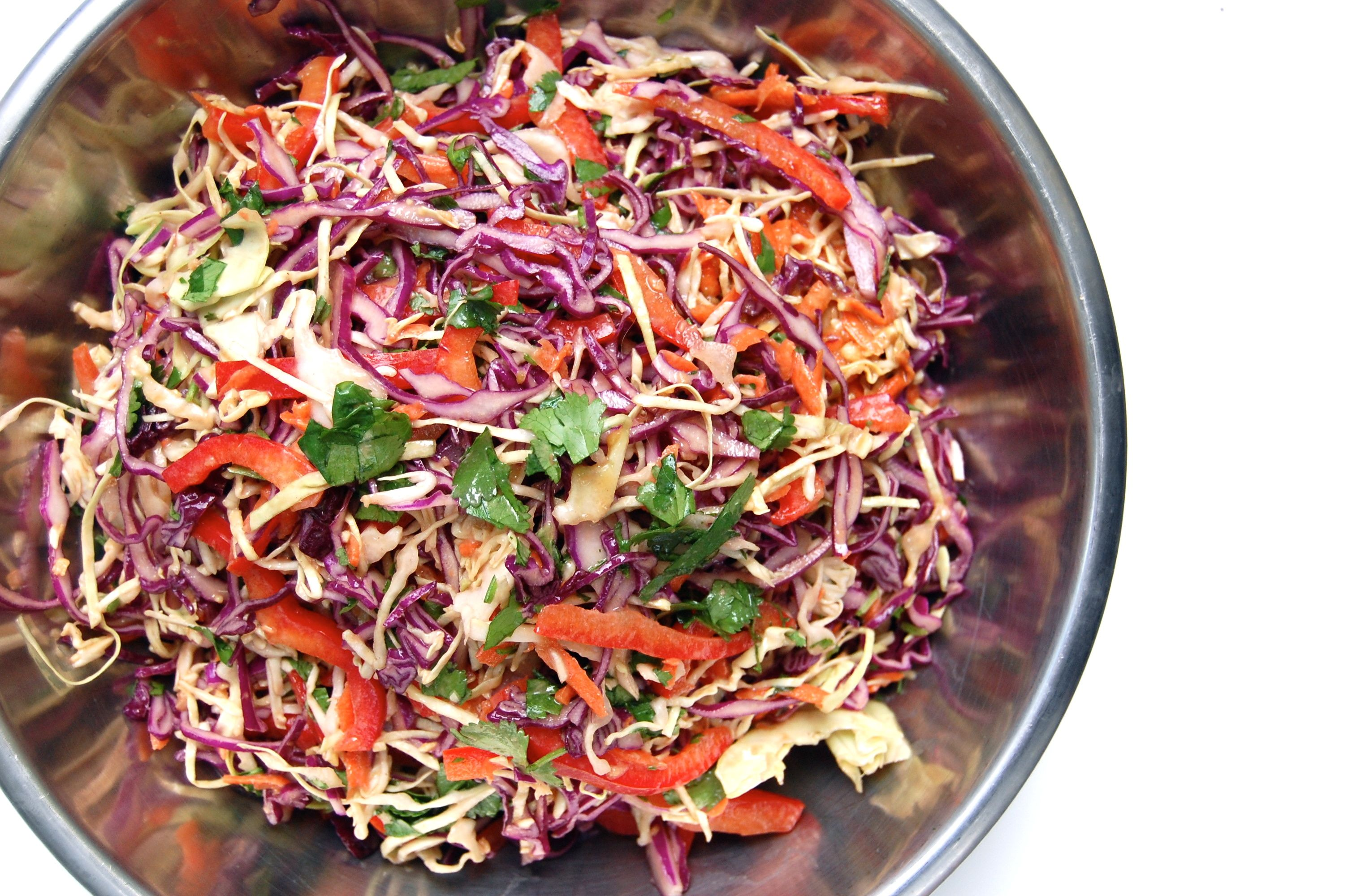 Carrot Salad With Cabbage And Peanuts Recipes — Dishmaps